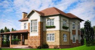 Фасадные работы Иркутск цена от 257 руб. м2