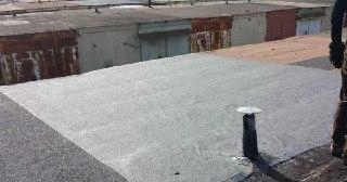 Ремонт кровли гаража Иркутск цена от 308 руб